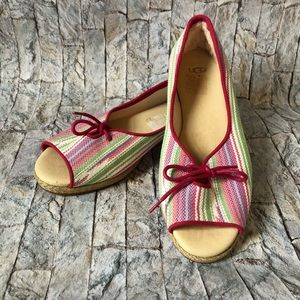 UGG Marleigh Espadrille Sandal